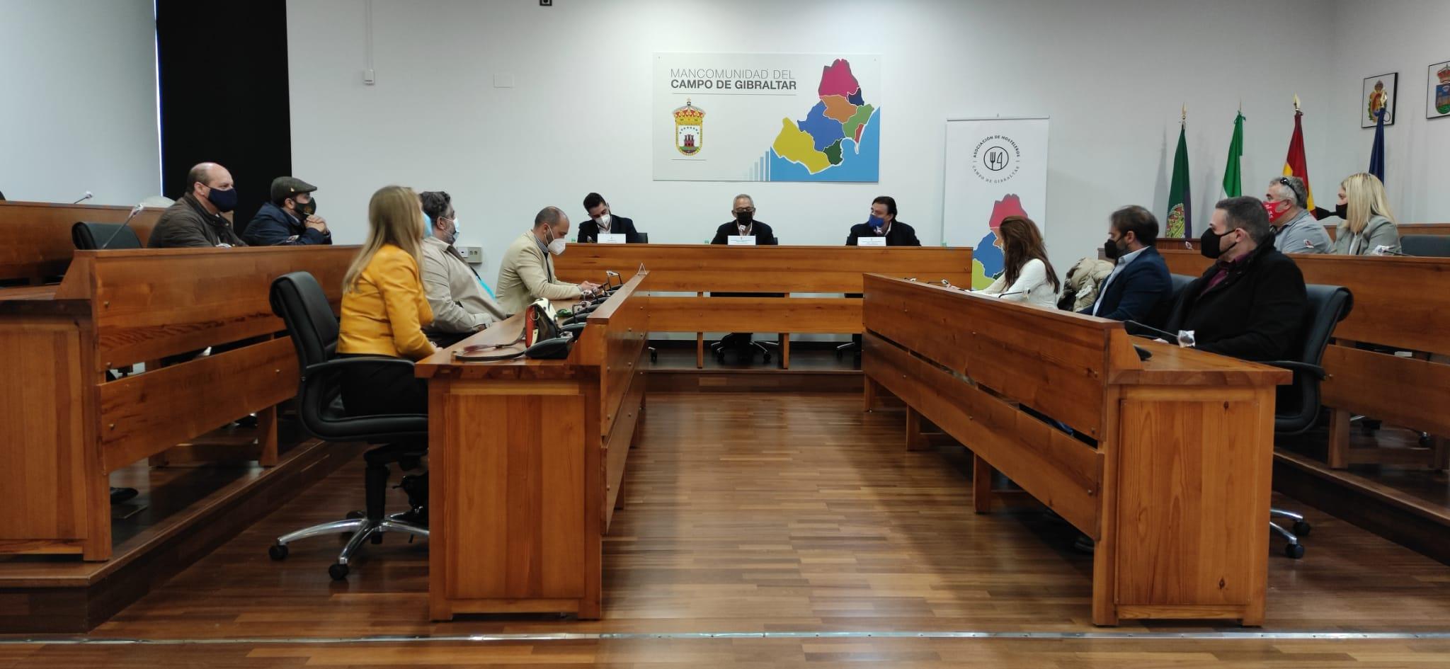Mancomunidad de Municipios Campo de Gibraltar